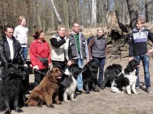 Frühjahrswanderung 2012 Landesgruppe Nord Ost